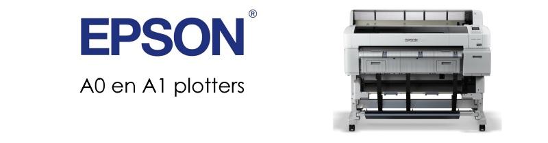 A1 en A0 plotters - Epson