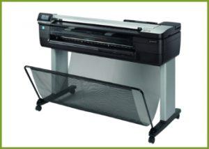 HP Designjet A0 plotter T830