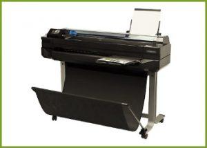 HP Designjet T520 A0 plotter