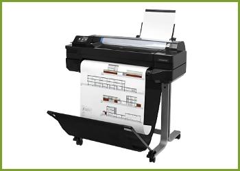 a1 printer - HP Designjet T520 A1 24 inch